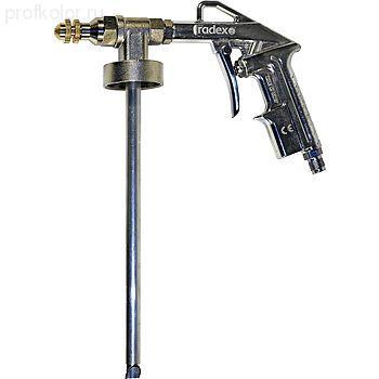 RADEX Пистолет для нанесения антигравийных покрытий с регулируемым соплом