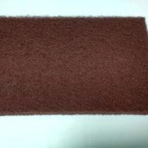 Нетканый абразивный материал,Скотч брайт, красный