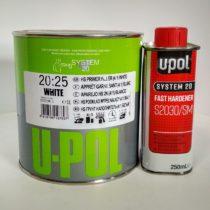 Акриловый грунт UPOL 2025 (белый)