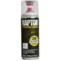 RAPTOR 2K защитное покрытие в аэрозоле,(белый)